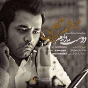 دانلود آهنگ میثم ابراهیمی به نام دوست دارم