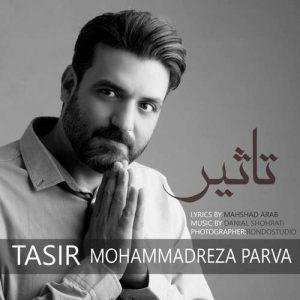 دانلود آهنگ محمدرضا پروا به نام تاثیر