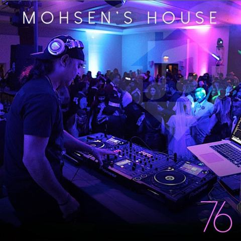 دانلود ریمیکس DeeJay AL And DJ Mohsen به نام Mohsen's House76