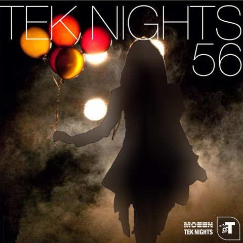 دانلود ریمیکس دی جی معین به نام تک شب سری 56