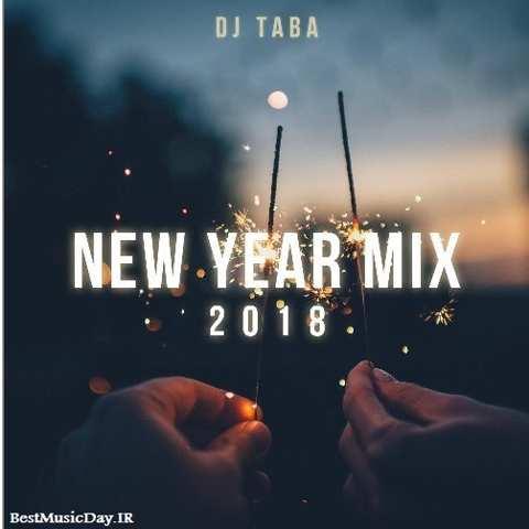 دانلود ریمیکس دی جی تبا به نام میکس سال نو 2018