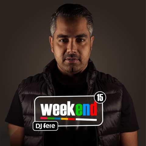 دانلود ریمیکس DJ Fere به نام Weekend Episode 15