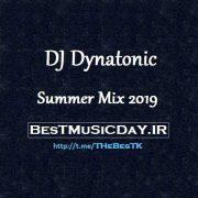 دانلود ریمیکس دی جی دایناتونیک به نام میکس تابستان 2019